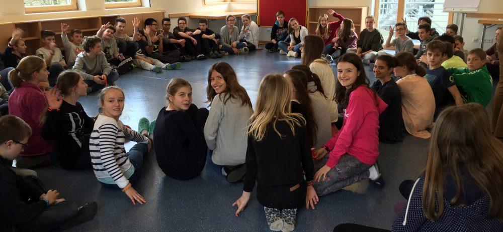 """Gewaltprävention die II. im Jugendbildungshaus """"Am Knock"""""""